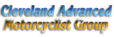 Cleveland Advanced Motorcyclist Group Logo